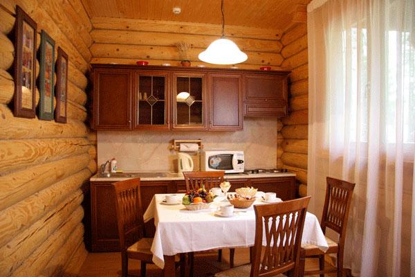 Дизайн кухни на даче фото